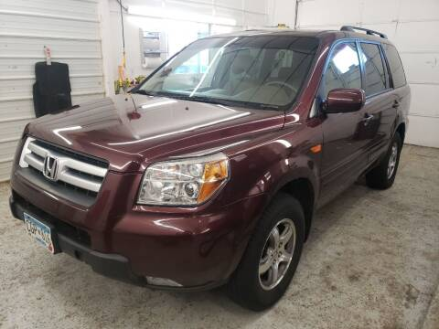 2008 Honda Pilot for sale at Jem Auto Sales in Anoka MN