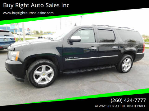 2011 Chevrolet Suburban for sale at Buy Right Auto Sales Inc in Fort Wayne IN