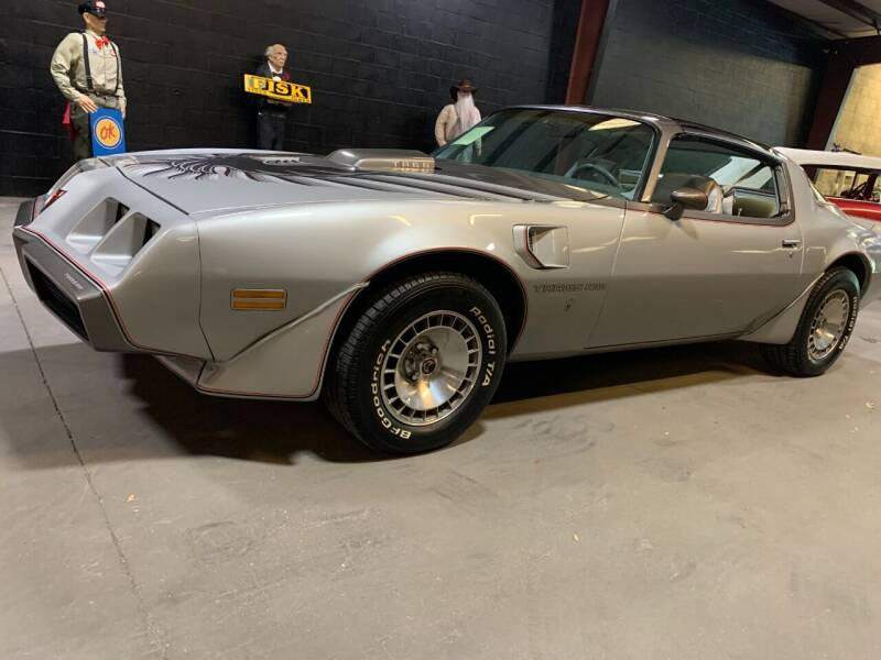 1979 Pontiac Firebird Trans Am for sale at American Classic Car Sales in Sarasota FL