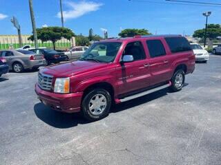 2004 Cadillac Escalade ESV for sale at Turnpike Motors in Pompano Beach FL