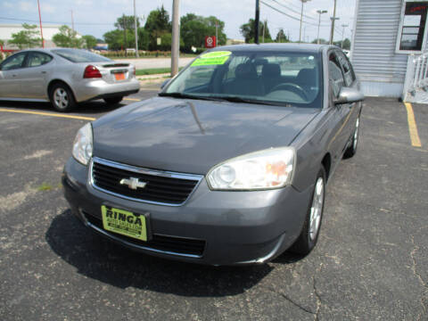 2007 Chevrolet Malibu for sale at Ringa Auto Sales in Arlington Heights IL