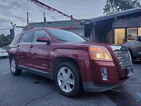 2010 GMC Terrain for sale at Michigan city Auto Inc in Michigan City IN