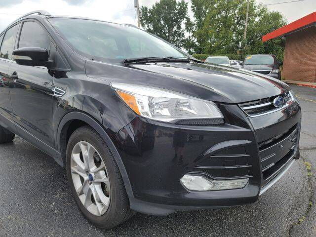 2016 Ford Escape for sale at Dixie Automart LLC in Hamilton OH