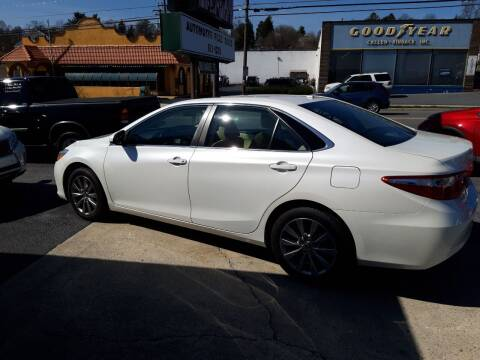 2015 Toyota Camry for sale at Automotive Fleet Sales in Lemoyne PA