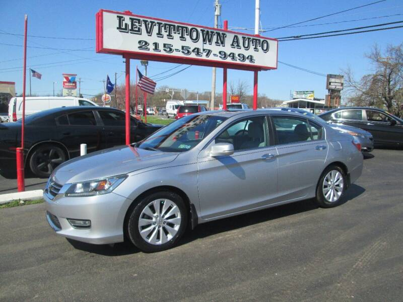 2013 Honda Accord for sale at Levittown Auto in Levittown PA