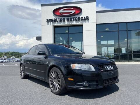 2007 Audi A4 for sale at Sterling Motorcar in Ephrata PA
