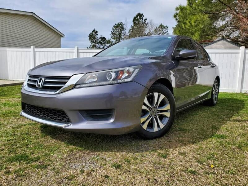 2015 Honda Accord for sale at Real Deals of Florence, LLC in Effingham SC