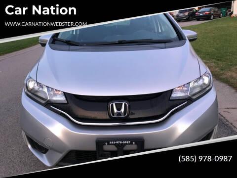 2015 Honda Fit for sale at Car Nation in Webster NY