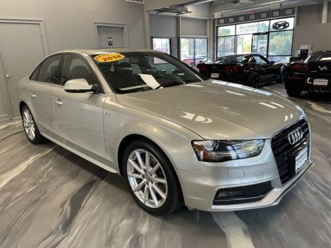 2014 Audi A4 for sale at Crossroads Car & Truck in Milford OH