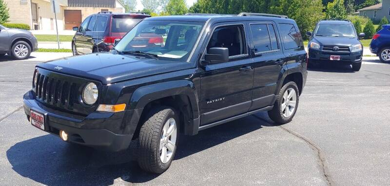 2014 Jeep Patriot for sale at PEKARSKE AUTOMOTIVE INC in Two Rivers WI