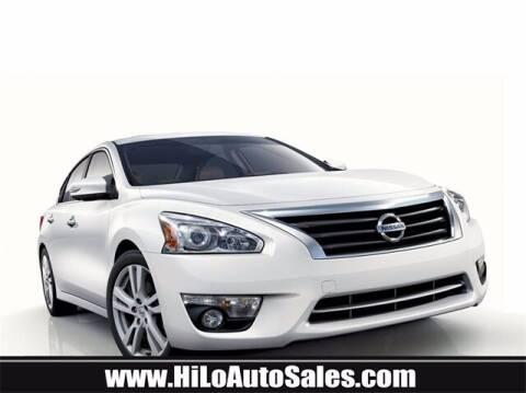 2015 Nissan Altima for sale at Hi-Lo Auto Sales in Frederick MD