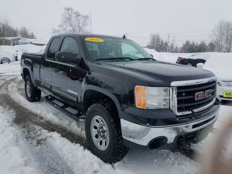 2011 GMC Sierra 1500 for sale at Jeff's Sales & Service in Presque Isle ME
