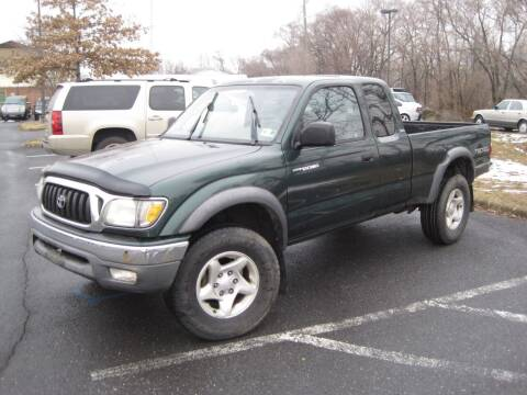 2001 Toyota Tacoma for sale at Auto Bahn Motors in Winchester VA