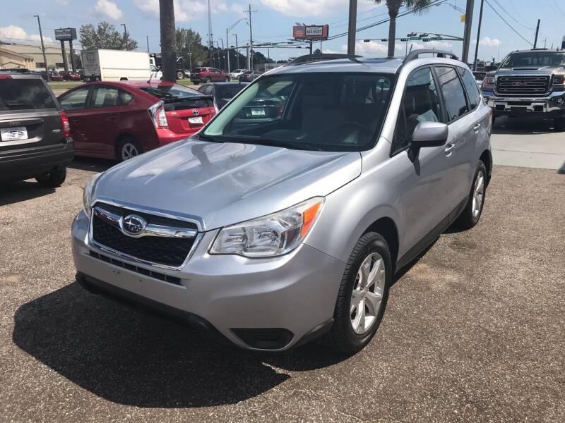 2015 Subaru Forester for sale at Advance Auto Wholesale in Pensacola FL
