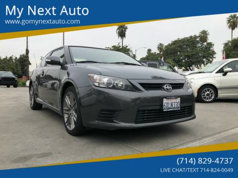 2013 Scion tC for sale at My Next Auto in Anaheim CA