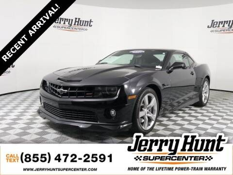 2010 Chevrolet Camaro for sale at Jerry Hunt Supercenter in Lexington NC