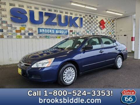 2007 Honda Accord for sale at BROOKS BIDDLE AUTOMOTIVE in Bothell WA