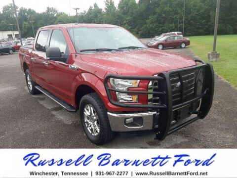 2016 Ford F-150 for sale at Oskar  Sells Cars in Winchester TN