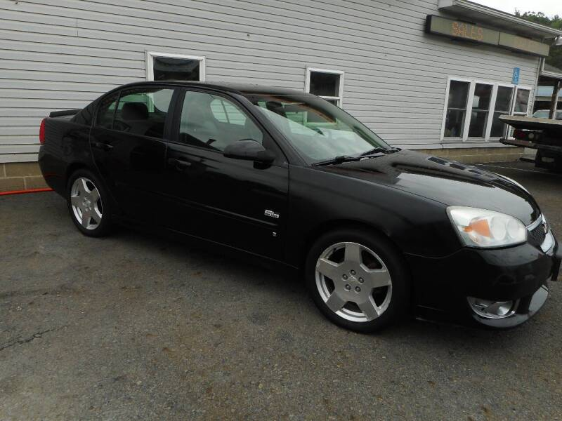 2006 Chevrolet Malibu for sale at Automotive Toy Store LLC in Mount Carmel PA