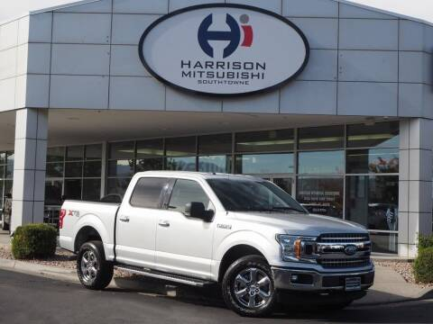 2018 Ford F-150 for sale at Harrison Imports in Sandy UT