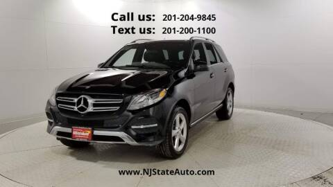 2017 Mercedes-Benz GLE for sale at NJ State Auto Used Cars in Jersey City NJ