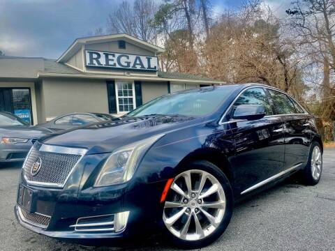 2013 Cadillac XTS for sale at Regal Auto Sales in Marietta GA