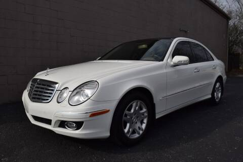 2007 Mercedes-Benz E-Class for sale at Precision Imports in Springdale AR