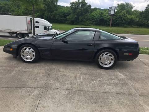 1993 Chevrolet Corvette for sale at HIGHWAY 12 MOTORSPORTS in Nashville TN