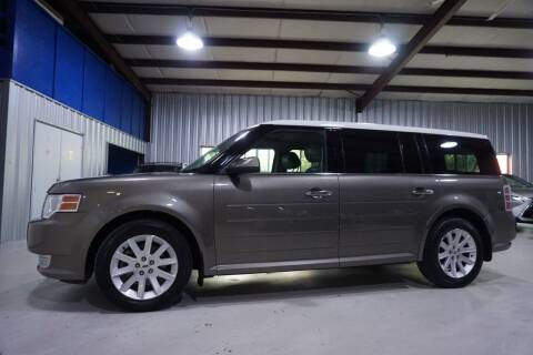 2012 Ford Flex for sale at SOUTHWEST AUTO CENTER INC in Houston TX