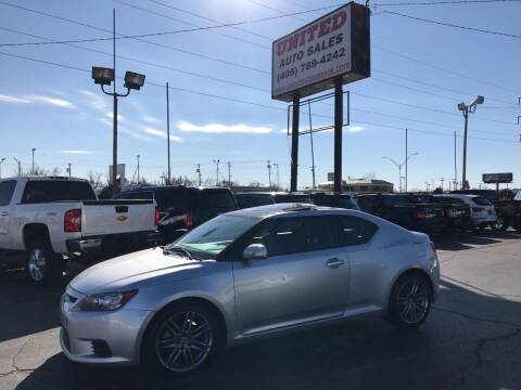 2011 Scion tC for sale at United Auto Sales in Oklahoma City OK