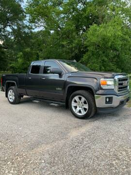 2015 GMC Sierra 1500 for sale at BARROW MOTORS in Caddo Mills TX