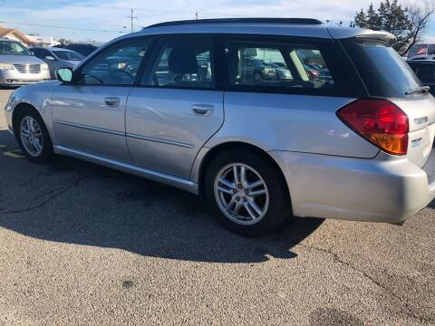 2005 Subaru Legacy for sale at XCELERATION AUTO SALES in Chester VA