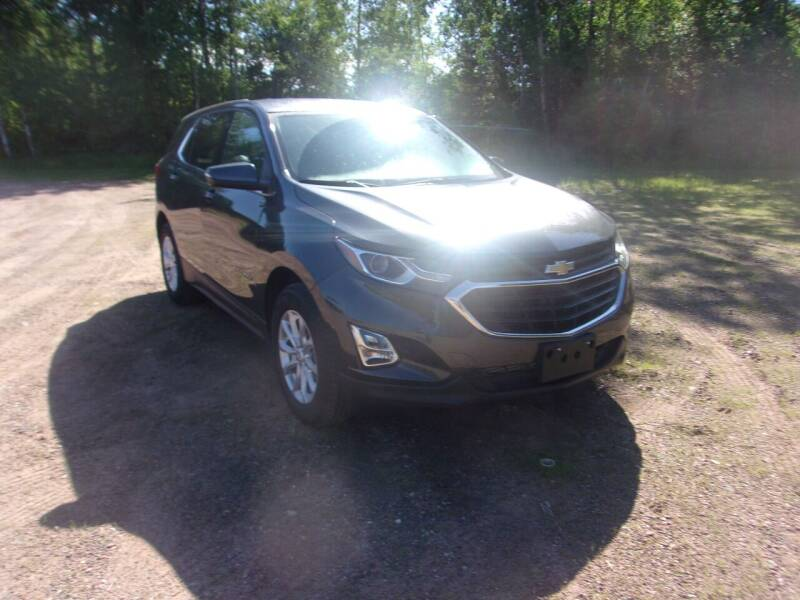 2019 Chevrolet Equinox for sale at Warga Auto and Truck Center in Phillips WI