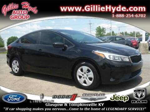 2017 Kia Forte for sale at Gillie Hyde Auto Group in Glasgow KY