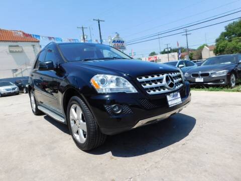 2011 Mercedes-Benz M-Class for sale at AMD AUTO in San Antonio TX