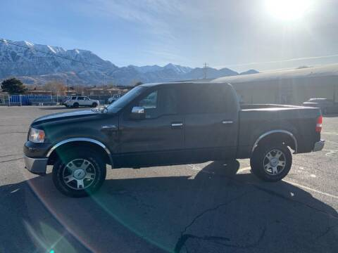 2006 Ford F-150 for sale at Street Dreams LLC in Orem UT