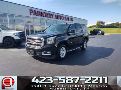 2016 GMC Yukon for sale at Parkway Auto Sales, Inc. in Morristown TN