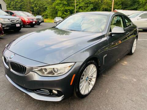 2015 BMW 4 Series for sale at MBL Auto in Fredericksburg VA