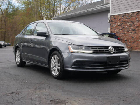 2018 Volkswagen Jetta for sale at Canton Auto Exchange in Canton CT