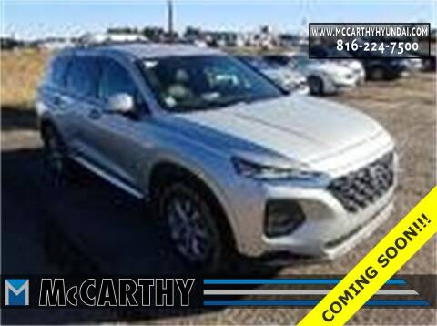 2019 Hyundai Santa Fe for sale at Mr. KC Cars - McCarthy Hyundai in Blue Springs MO