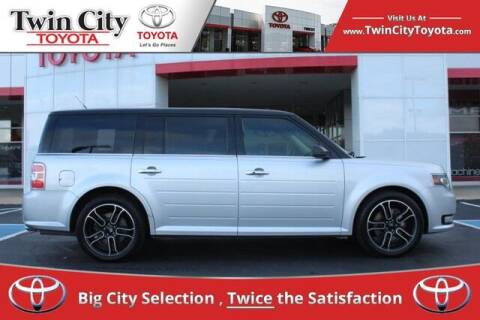 2013 Ford Flex for sale at Twin City Toyota in Herculaneum MO