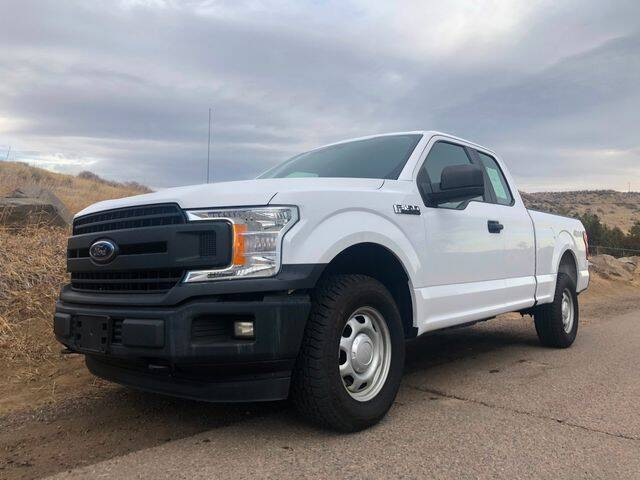 2018 Ford F-150 for sale at Automotive Evolution in Golden CO