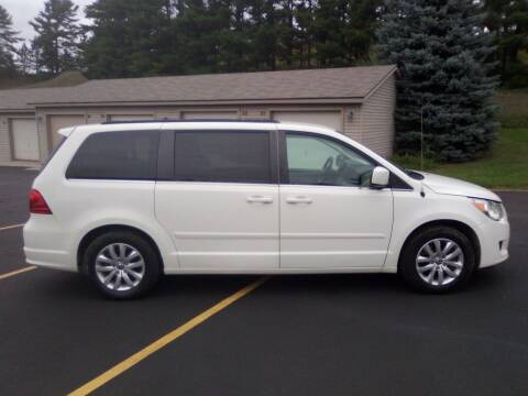 2012 Volkswagen Routan for sale at Clark Automotive in Lake Ann MI