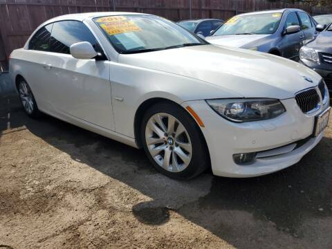 2011 BMW 3 Series for sale at ALL CREDIT AUTO SALES in San Jose CA