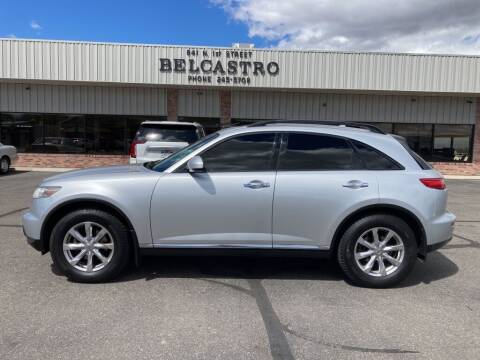 2008 Infiniti FX35 for sale at Belcastro Motors in Grand Junction CO