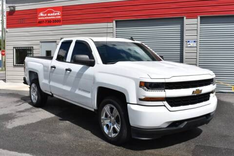2018 Chevrolet Silverado 1500 for sale at Mix Autos in Orlando FL