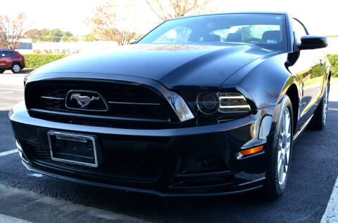 2014 Ford Mustang for sale at Wheel Deal Auto Sales LLC in Norfolk VA