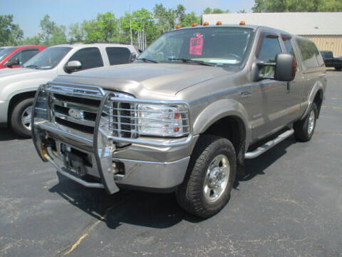 2006 Ford F-250 Super Duty for sale at Economy Motors in Racine WI
