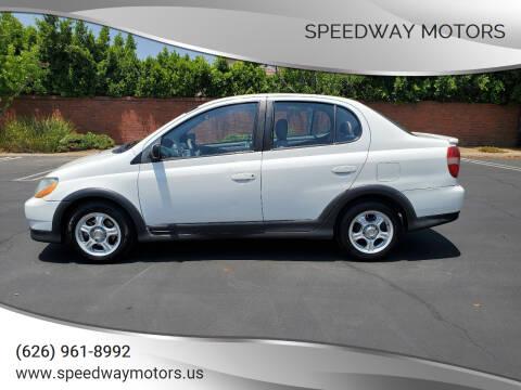 2002 Toyota ECHO for sale at Speedway Motors in Glendora CA