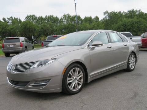 2016 Lincoln MKZ for sale at Low Cost Cars North in Whitehall OH